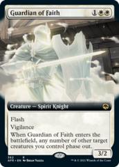 Guardian of Faith - Extended Art