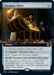 Treasure Chest - Foil - Extended Art