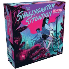 The Snallygaster Situation: Kids on Bikes