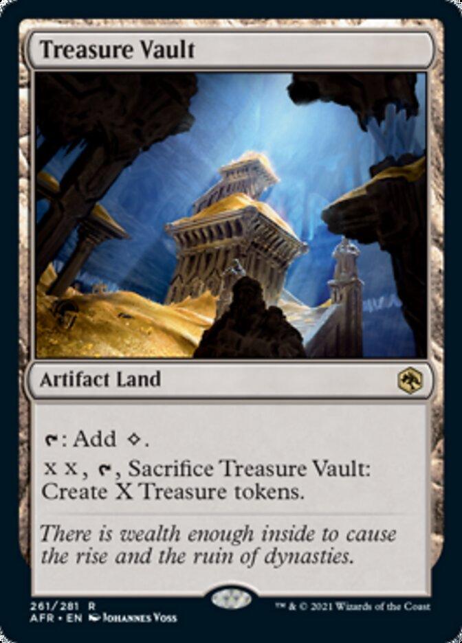 Treasure Vault - Foil