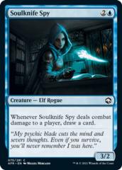 Soulknife Spy - Foil