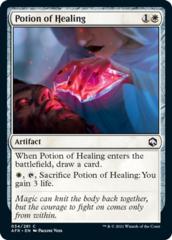 Potion of Healing - Foil