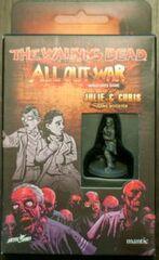 The Walking Dead: All Out War – Julie & Chris Booster