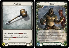 Anothos // Rhinar