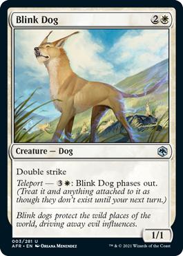 Blink Dog - Foil