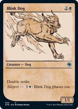 Blink Dog - Showcase