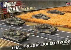 Challenger Armoured Troop (TBBX11)
