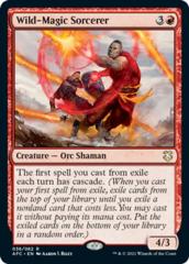 Wild-Magic Sorcerer