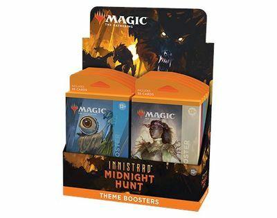 Innistrad: Midnight Hunt Theme Booster Box