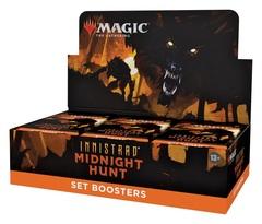 Innistrad: Midnight Hunt Set Booster Box