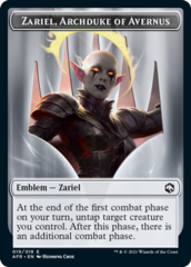 Emblem - Zariel, Archduke of Avernus