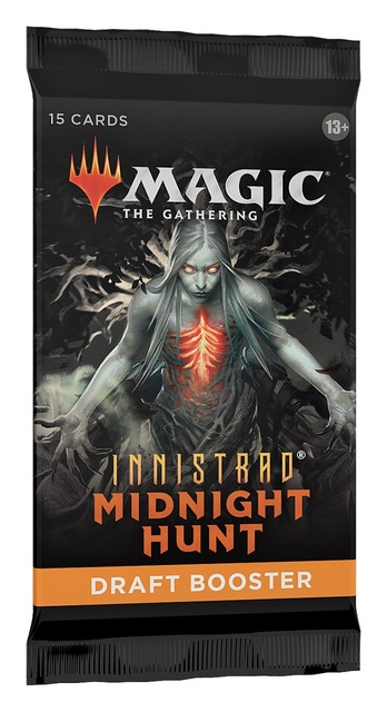 Innistrad: Midnight Hunt Draft Booster Pack