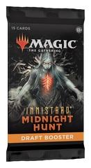 Innistrad Midnight Hunt Draft Booster Pack