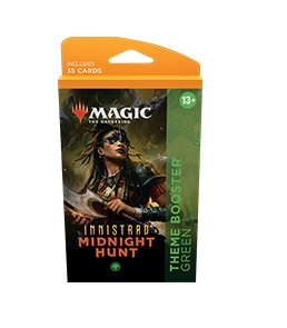 Innistrad: Midnight Hunt Theme Booster Pack - Green