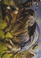 Bulette Art Card