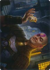 Minsc, Beloved Ranger Art Card