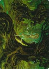 Neverwinter Dryad Art Card
