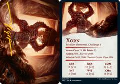 Xorn Art Card -  Gold-Stamped Signature
