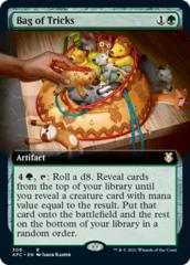 Bag of Tricks - Extended Art