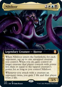 Nihiloor - Extended Art