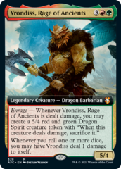 Vrondiss, Rage of Ancients - Extended Art