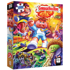 Garbage Pail Kids Puzzle (1000 pc) Home Gross Home