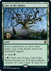 Lair of the Hydra - Foil - Prerelease Promo