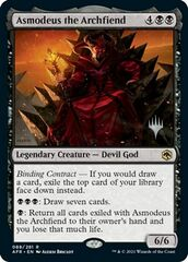 Asmodeus the Archfiend - Promo Pack
