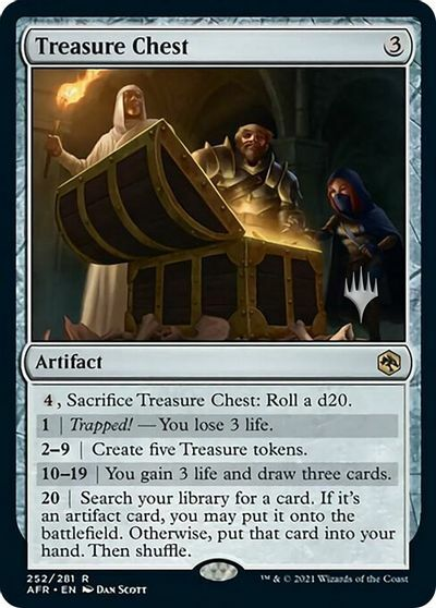 Treasure Chest - Promo Pack