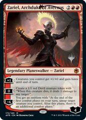 Zariel, Archduke of Avernus - Foil - Promo Pack