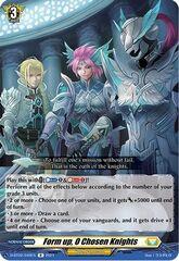 Form up, O Chosen Knights - D-BT02/049EN - R