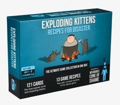 Exploding Kittens: Recipes for Disaster