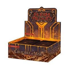 Crucible of War Booster Box Unlimited Edition