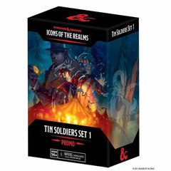 Icons of the Realms - The Wild Beyond the Witchlight Tin Soldiers Promo