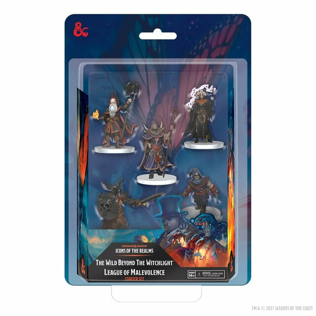 Icons of the Realms - The Wild Beyond the Witchlight League of Malevolence Starter Set