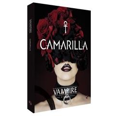 Camarilla Sourcebook - Vampire: The Masquerade 5th Ed - Roll20