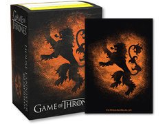 Dragon Shield: Game of Thrones House Lannister Sleeves (100 ct.)