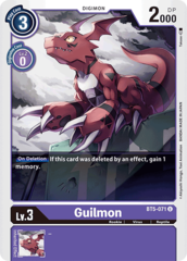 Guilmon - BT5-071 - U
