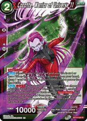 Cocotte, Warrior of Universe 11 - BT14-024 - R