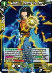 Android 17, Thwarting the Enemy - BT14-109 - R