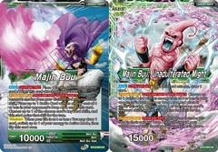 Majin Buu // Majin Buu, Unadulterated Might - BT14-062 - UC - Foil