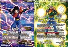 Super 17 // Super 17, Emissary of Hell - BT14-092 - C - Foil
