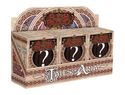 [DEPRECATED] Flesh and Blood: Tales of Aria Blitz Deck