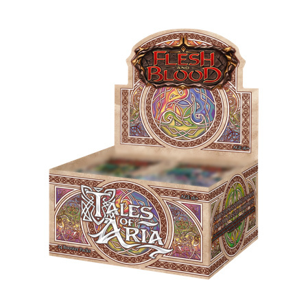 Tales of Aria Booster Box 1st Edition