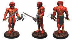Efreeti Premium Statue - Dungeons & Dragons