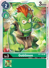 Goblimon - BT1-064 (July Evolution Cup 2021 Event Pack)