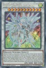 Shooting Majestic Star Dragon - DAMA-EN039 - Secret Rare - 1st Edition