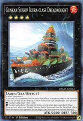 Gunkan Suship Ikura-class Dreadnought - DAMA-EN043 - Common - 1st Edition
