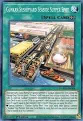 Gunkan Sushipyard Seaside Supper Spot - DAMA-EN058 - Common - 1st Edition