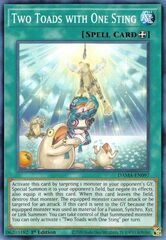 Two Toads with One Sting - DAMA-EN097 - Common - 1st Edition